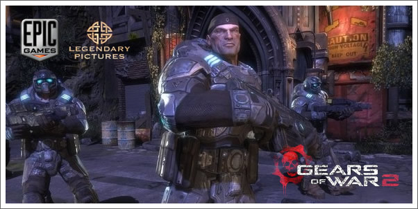 Epic News: Gears of War to become Legendary?