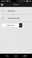 Screenshot of PassportParking Mobile Pay