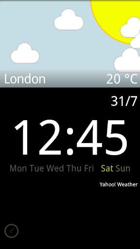 Kaloer Clock - Alarm Clock
