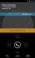 Screenshot of RedPhone :: Secure Calls