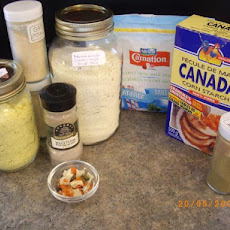 Homemade Cream of Style Soup Mix - Substitute