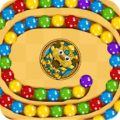 Game Jungle Marble Blast version 2015 APK
