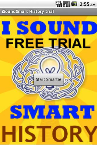 iSoundSmart: History-Trial