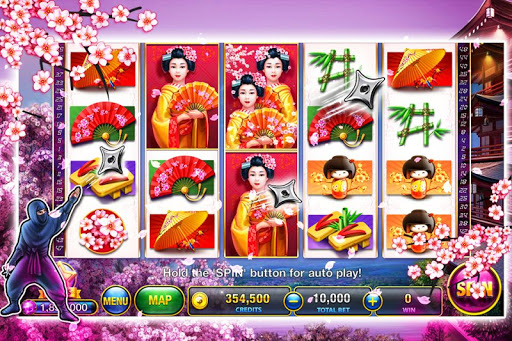Slots - Vegas slot machines - screenshot