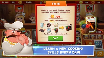 Screenshot of Papa's Cafe : Coffee Maker