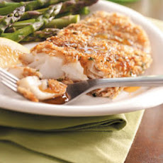 Walnut-Crusted Orange Roughy Recipe