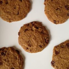Vegan Chewy Chocolate Chip Cookies