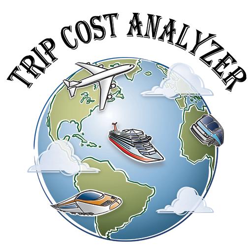 Trip Cost Analyzer LOGO-APP點子