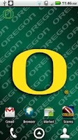 Screenshot of Oregon Revolving Wallpaper