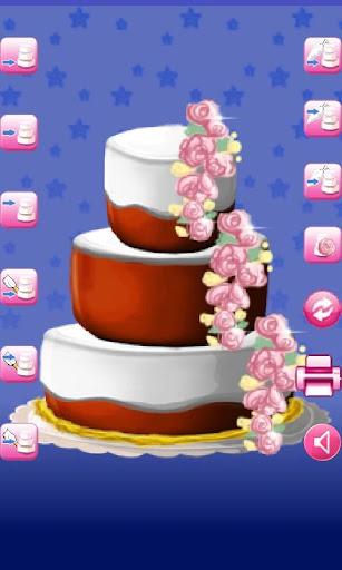 シンディのケーキメーカー