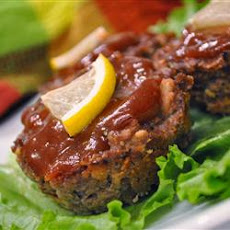 Lemon Barbeque Meatloaf