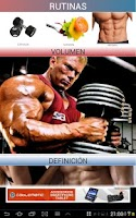 Screenshot of Gym Sport -ejercicios gimnasio