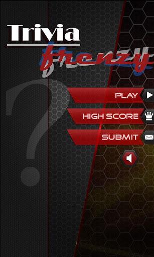 Trivia Frenzy Quiz Game