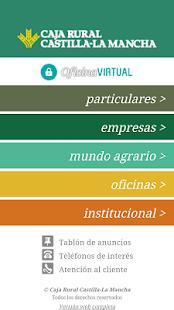 Apk app caja rural castilla la mancha for ios download for Caja castilla la mancha oficinas