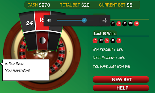 Play Casino Roulette Unlimited money