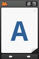 Screenshot of ABCs