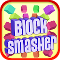 Block Smasher 3D BreakOut Game icon
