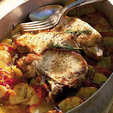 Summer Pork & Potatoes