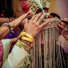 Hindu Wedding by Oliver Li - Wedding Groom ( wedding nz indian ceremony hindu )