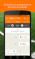 Screenshot of Movile Stadium - Soccer Scores