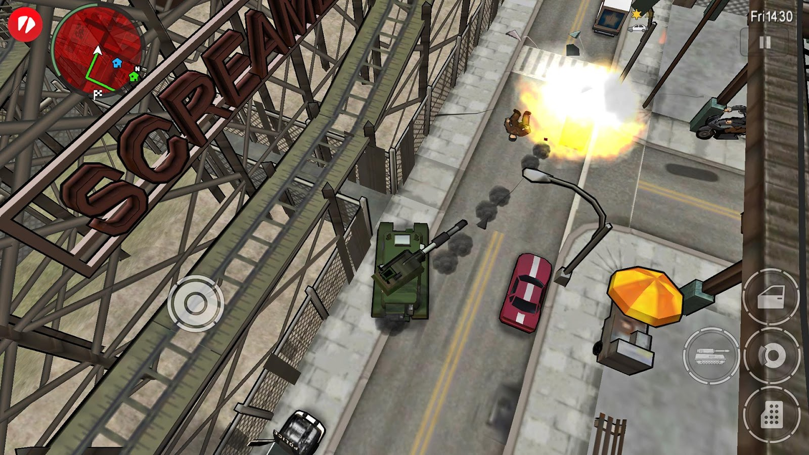 GTA: Chinatown Wars Screenshot 9