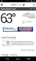 Screenshot of NewsChannel 5 Cleveland