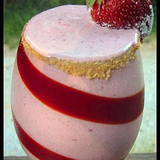 Strawberry Cheesecake Shake