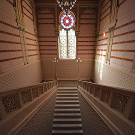 stairwell by Almas Bavcic - Buildings & Architecture Architectural Detail