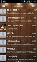 Screenshot of Woodstock Go Sms