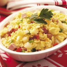 Egg Scramble Recipe