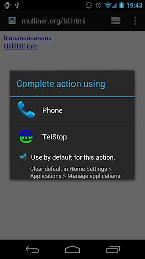 TelStop