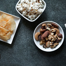 Pimenton and smoked-salt Popcorn
