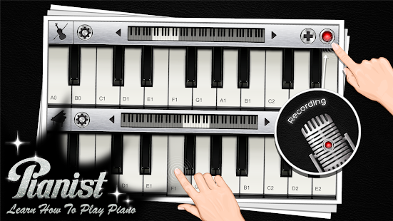 App Piano + APK for Windows Phone