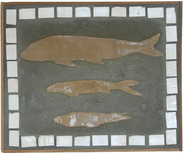 Fish Table <br> 14,7 x 17,7 in