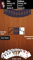 Screenshot of Gin Rummy Pro