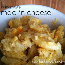 Homemade Mac 'n Cheese