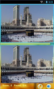 Find Difference Islamic Game - screenshot