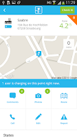 Screenshot of ChargeMap