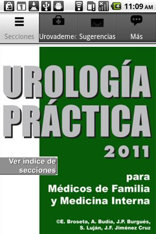Urología Práctica para MAP