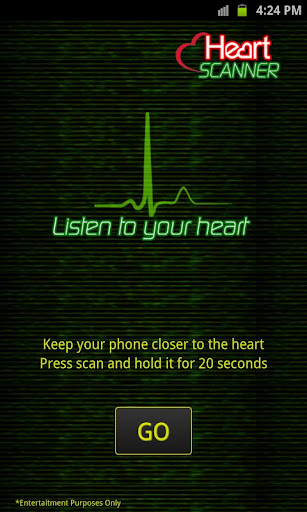 心臟情緒掃描儀