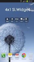 Screenshot of Si.Widget - poraba za Simobil