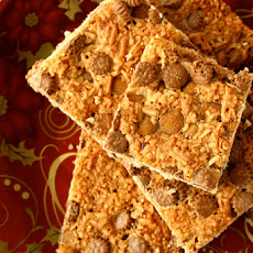 Peanut Butter-Coconut-Raisin Granola Bars