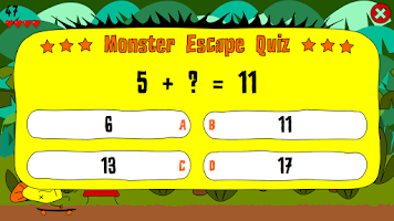 Screenshot of Aek vs Cool Math Monsters FREE