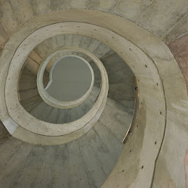 Underside of stairs by Rose Knott - Buildings & Architecture Other Interior (  )