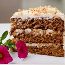 Kid-Friendly Carrot Cake