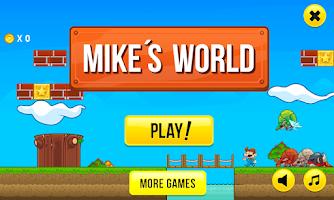 Screenshot of Mike's World