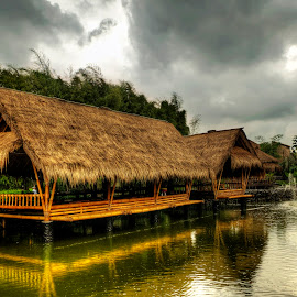 Saung Mamang by Max Bowen - Buildings & Architecture Other Exteriors