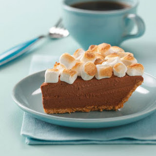 Dreamy S'more Pie