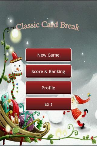 Classic Card Break