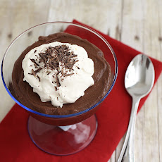 Triple-Chocolate Chocolate Pudding